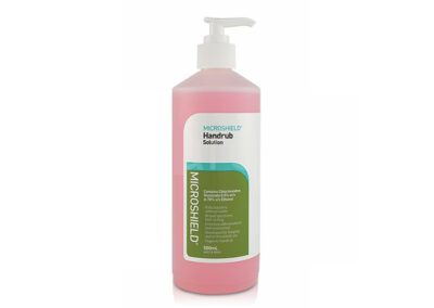 Microshield Handrub 500ml – Desmanol
