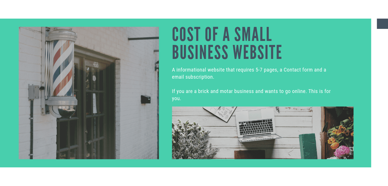 Cost of Web Design in Singapore for 2019 3 | Lemonade - Web Design Singapore