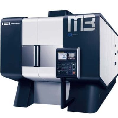5-AXIS CNC MACHINING CENTERS | M3-5AX