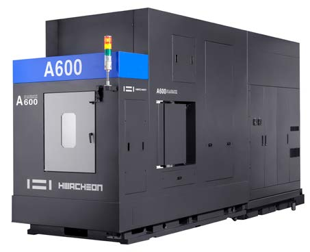 HORIZONTAL CNC MACHINING CENTER | A600