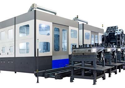 HORIZONTAL CNC MACHINING CENTER | AF-16