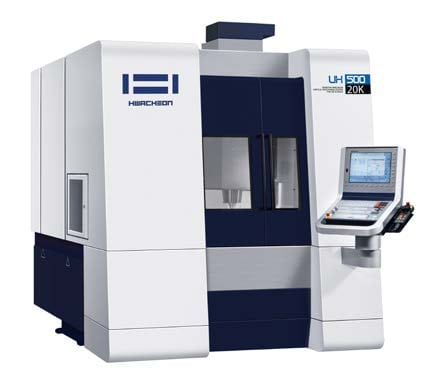 VERTICAL CNC MACHINING CENTER | UH500