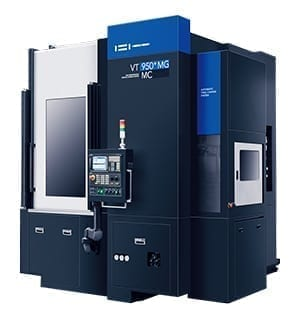 VERTICAL CNC TURNING CENTER | VT-950+