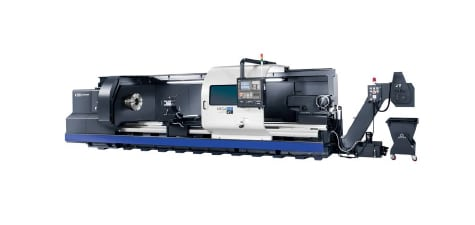 FLAT BED CNC TURNING CENTER | MEGA-130